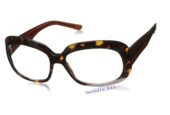 Matte Black Doll-150 Rectangular Reading Glasses,Tortoise,1.5