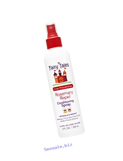 Fairy Tales Rosemary Repel Conditioning Spray, 8 oz