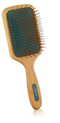 Agave HEALING OIL Smooth and Shine Paddle Brush, 0.5 lb.