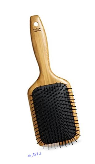 Sam Villa Signature Series Bamboo Paddle Brush