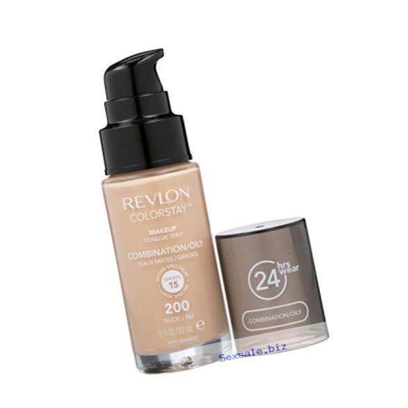 Revlon ColorStay Liquid Makeup for Combination/Oily, Nude