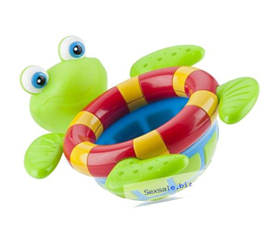 Nuby Floating Turtle Bath Toy